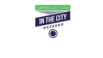 In The City Logo